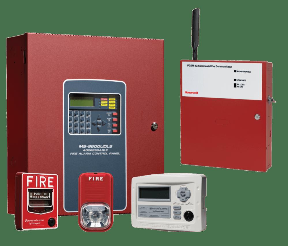 medium resolution of ms 9200 udls fire alarm control panel w devices