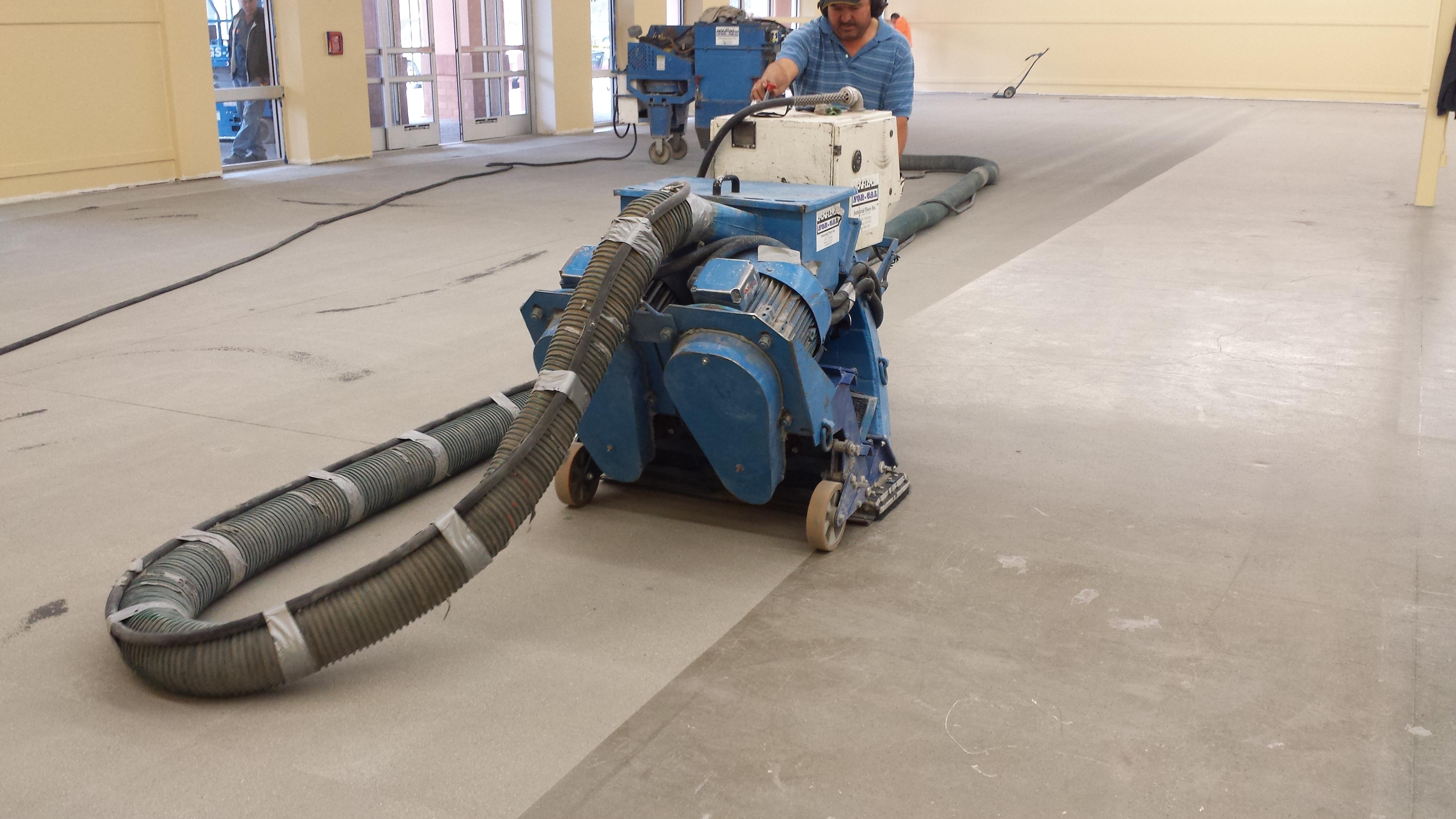 NorCal Industrial Floors  San Jose California  ProView