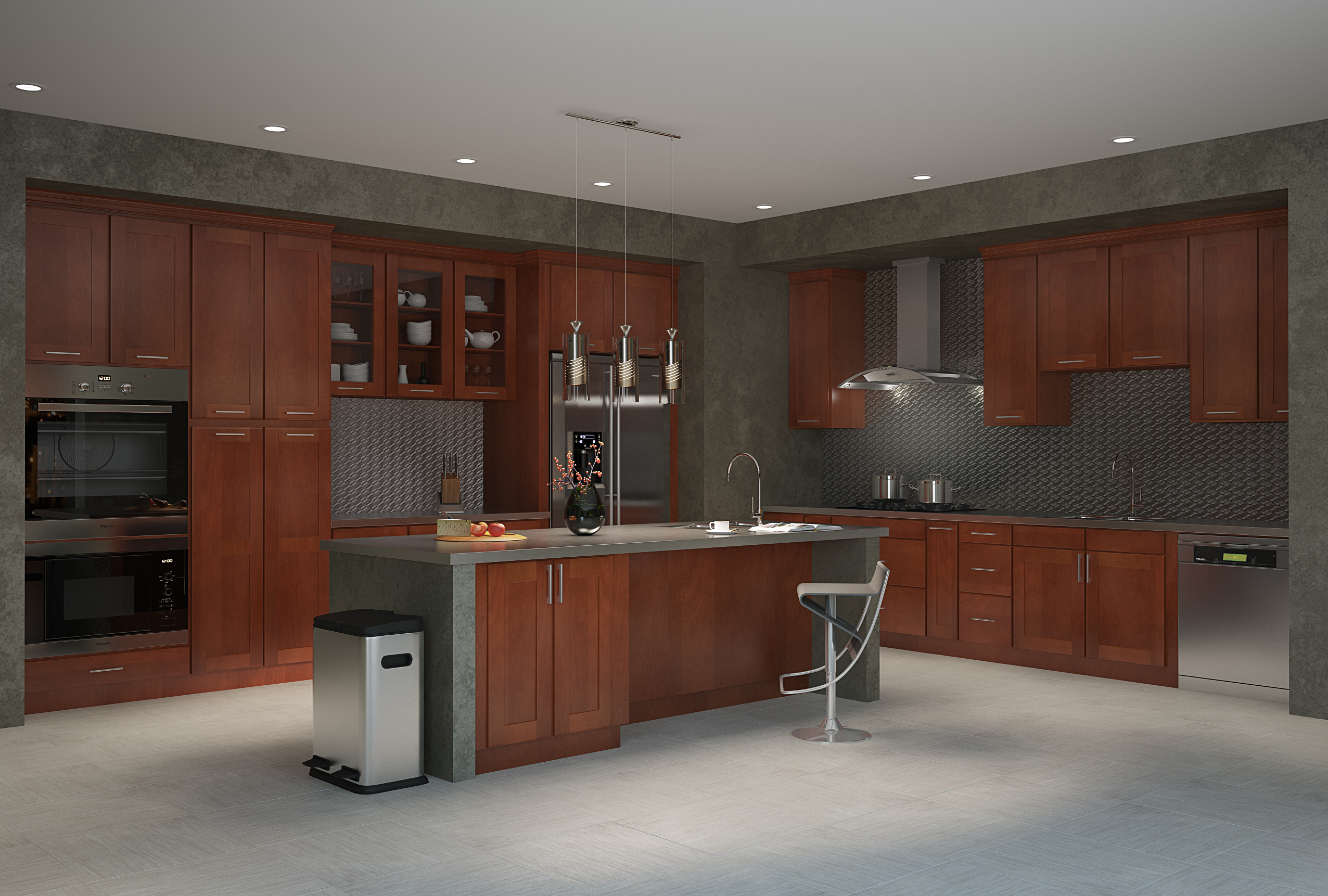 kitchen cabinets tucson tile flooring for fx warehouse - city of industry, california | proview