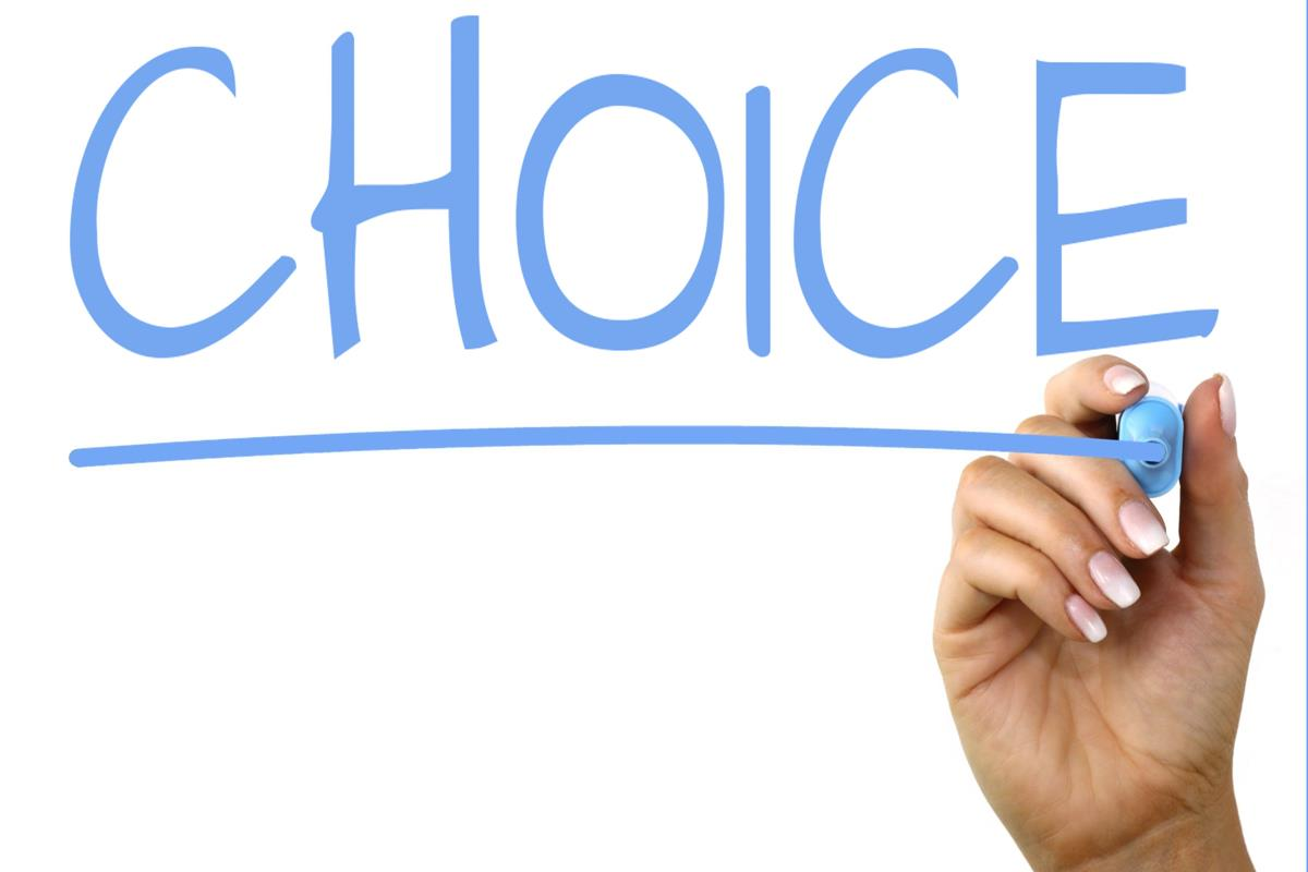 Image result for choice