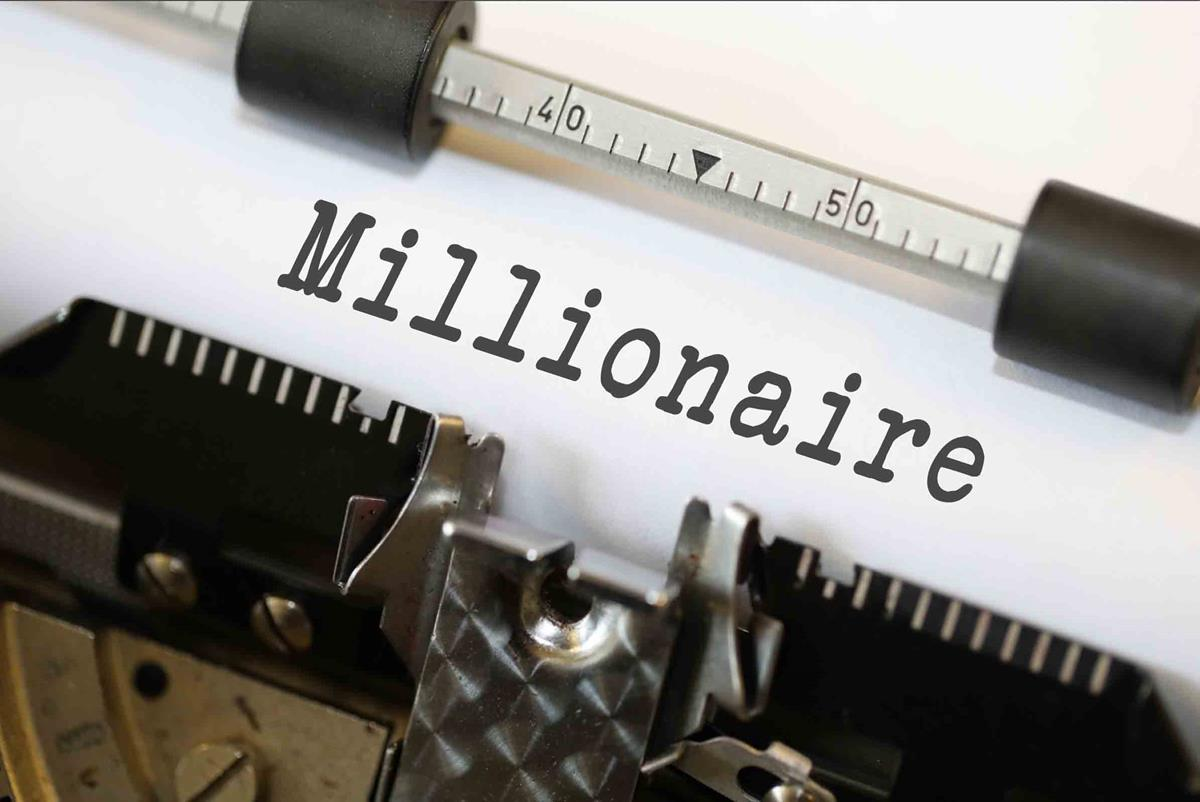 Image result for millionaire