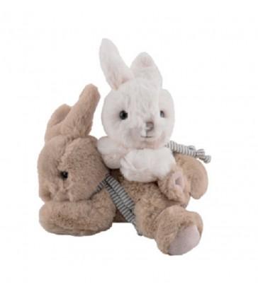Baby Bunny Rabbit Teddies 2 Colours The Blue Door