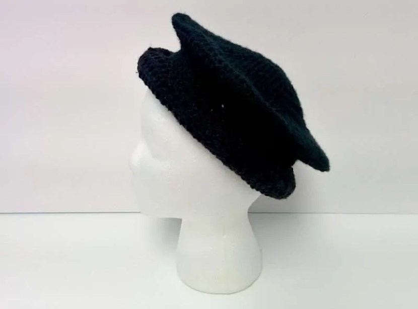 Flat Top Hat FREE Crochet Pattern