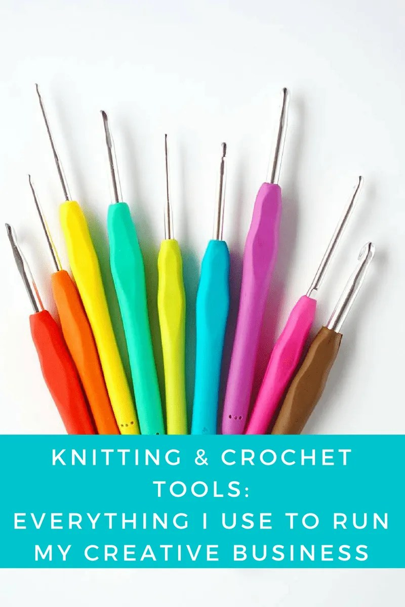 Knitting And Crocheting Tools : Tools everything i use for knitting crochet the blue
