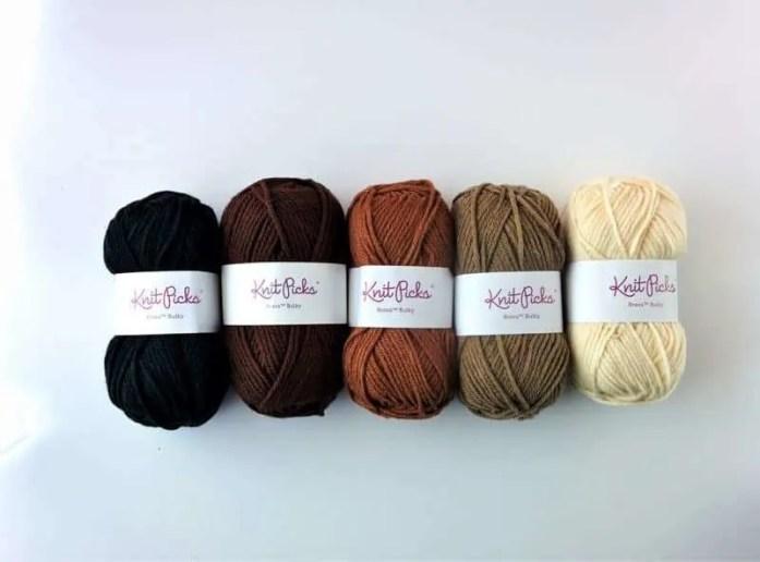 crochet chevron throw colors