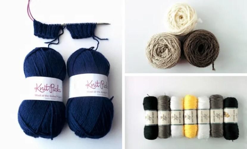 My favorite yarns