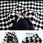 Sofie S Super Plush Crochet Blanket Free Pattern With Blanket Yarn