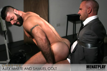 Captive starring Alex Marte and Samuel Colt (16)