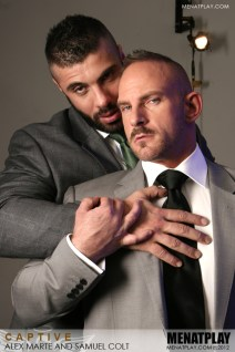 Captive starring Alex Marte and Samuel Colt (2)