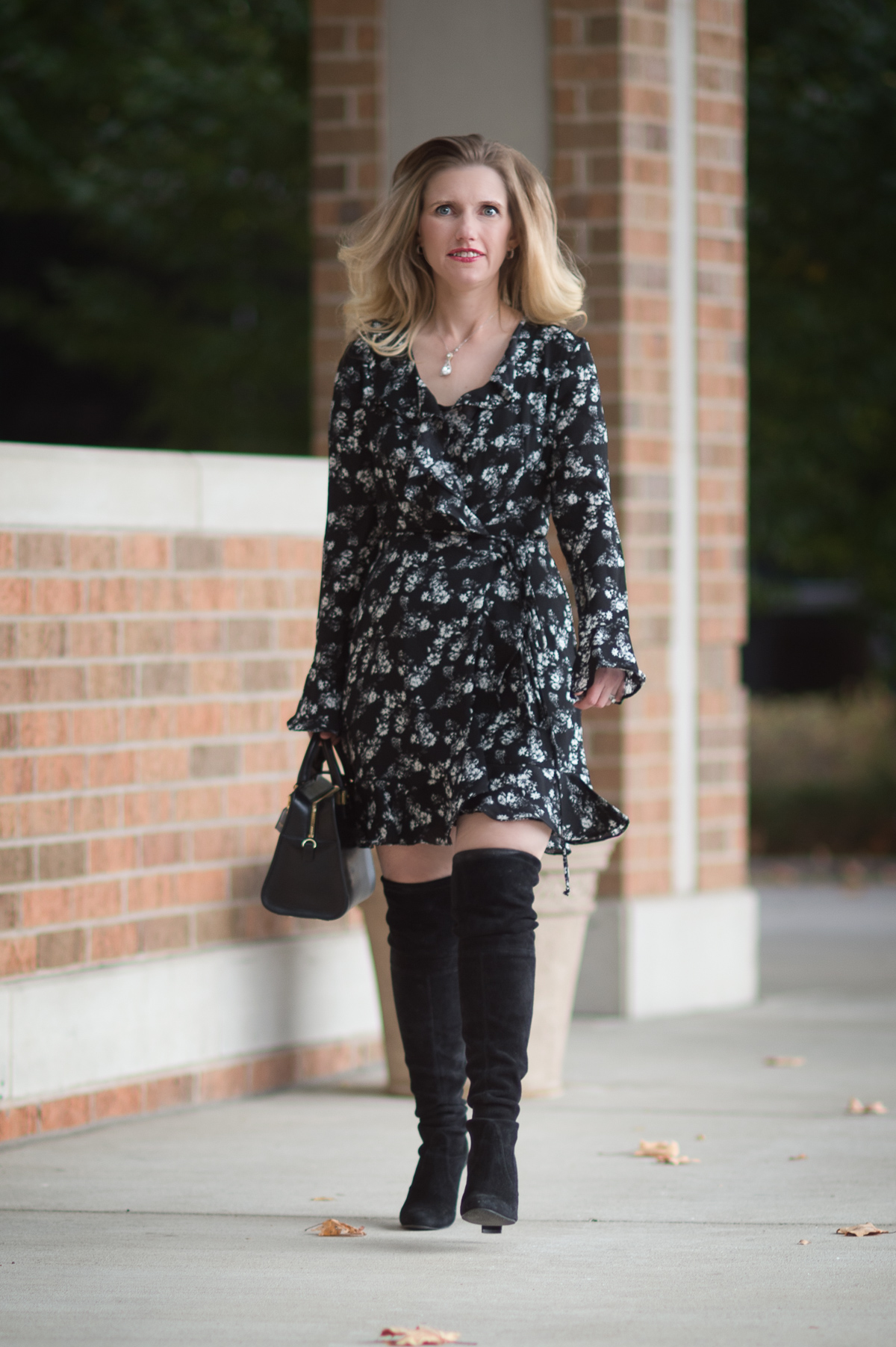 8 Inspiring Ways to Wear Dresses in the Winter and Stay