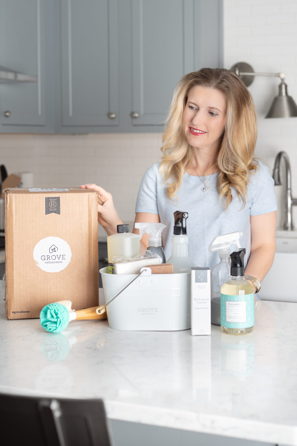 clean home with grove collaborative