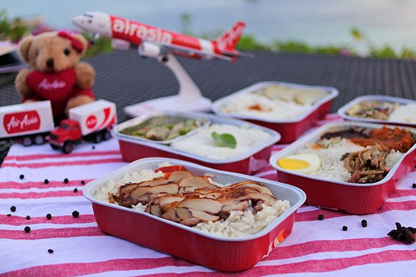 AirAsia Delights Guests With Gourmet Meals At Affordable Prices