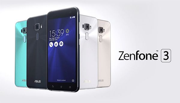 Sponsored Post: The New Asus ZenFone 3