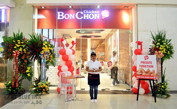 A Taste of World-Class Chicken At BonChon - Now Open In Bacolod!