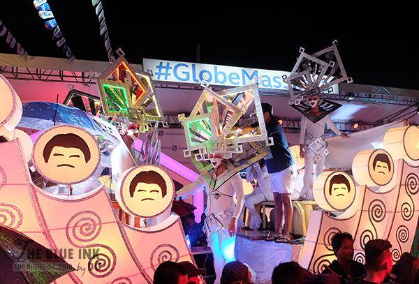 #GlobeMasskara Loudfest 2016