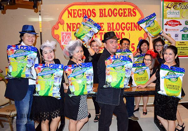 Negrense Blogging Society, Inc. (NBSI) Christmas Party 2015 At L'Fisher Hotel Bacolod