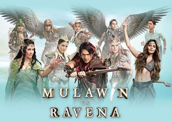 Mulawin vs. Ravena Stars In Bacolod City