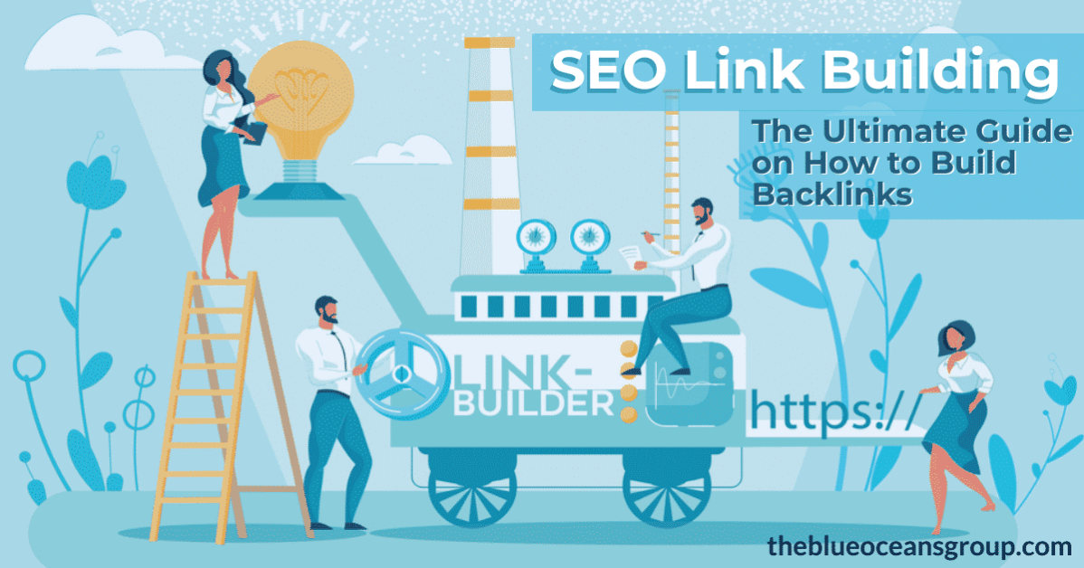 Link Building SEO Ultimate Guide on How to Build Backlinks