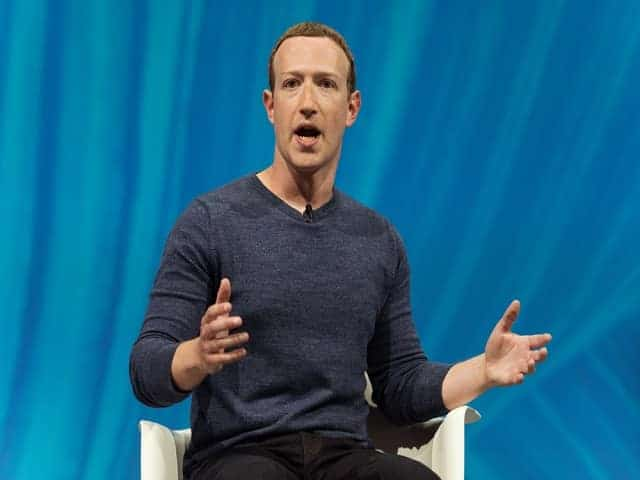 Facebook CEO, Mark Zuckerberg- Top 5 Richest man in the world