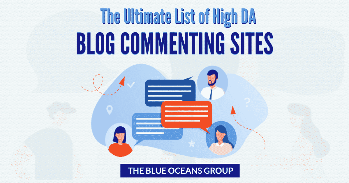 The Ultimate List of High DA Blog Commenting Sites