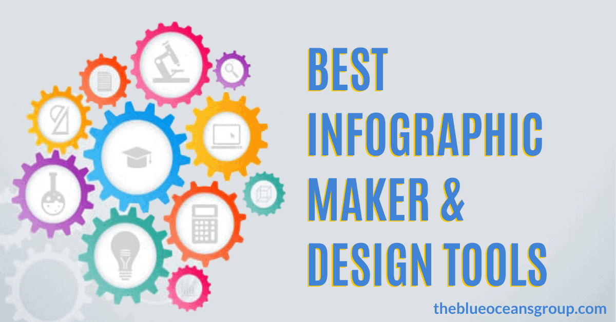 Best Infographic maker and designing tools