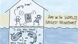 Noise pollution and its impact on the marine environment