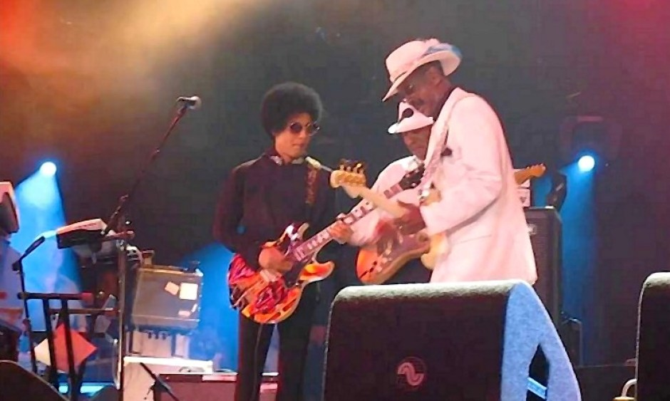 Prince - Larry Graham @ NSJ 2013