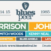 Blues Peer 2018 Toont Gevarieerde Line-up, Check Timetable!
