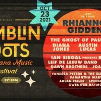 Ramblin' Roots 2021 met o.a. Rhiannon Giddens, Leif de Leeuw, Ian Siegal's B.L.U.E.S. en Dawn Brothers