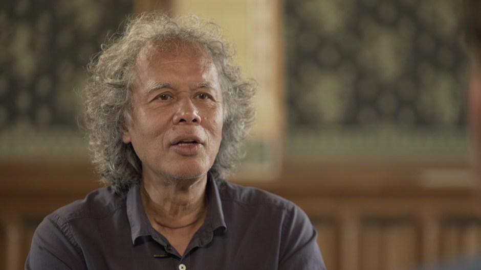 Interview Erwin Java in Drents Museum - Assen