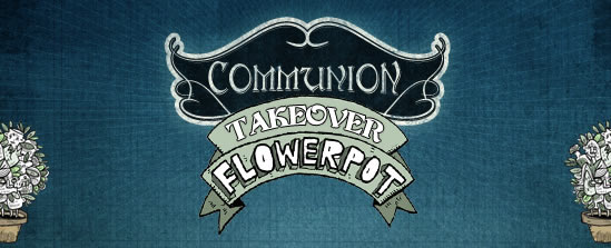 Communion Flowerpot