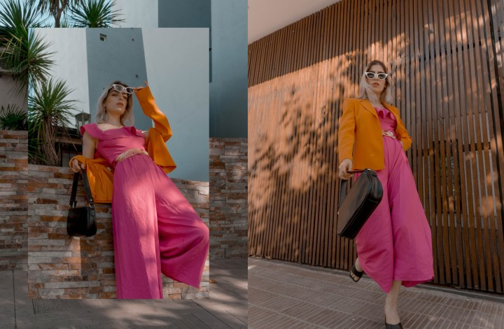 color combo 2021, trendy color combo, color block, spring style, spring outfit ideas, theblueyedgal, the blue eyed gal, outfit ideas