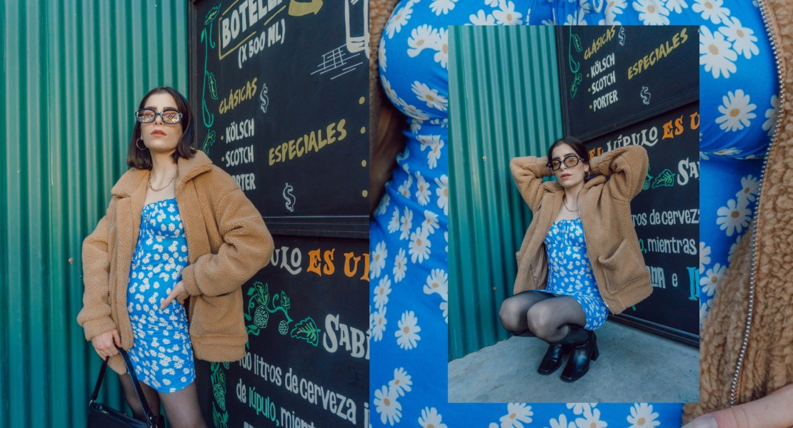 mini dress in wintertime, theblueyedgal, the blue eyed gal, outfit ideas, fall outfit ideas, outfit inspiration, ootd, knee high boots