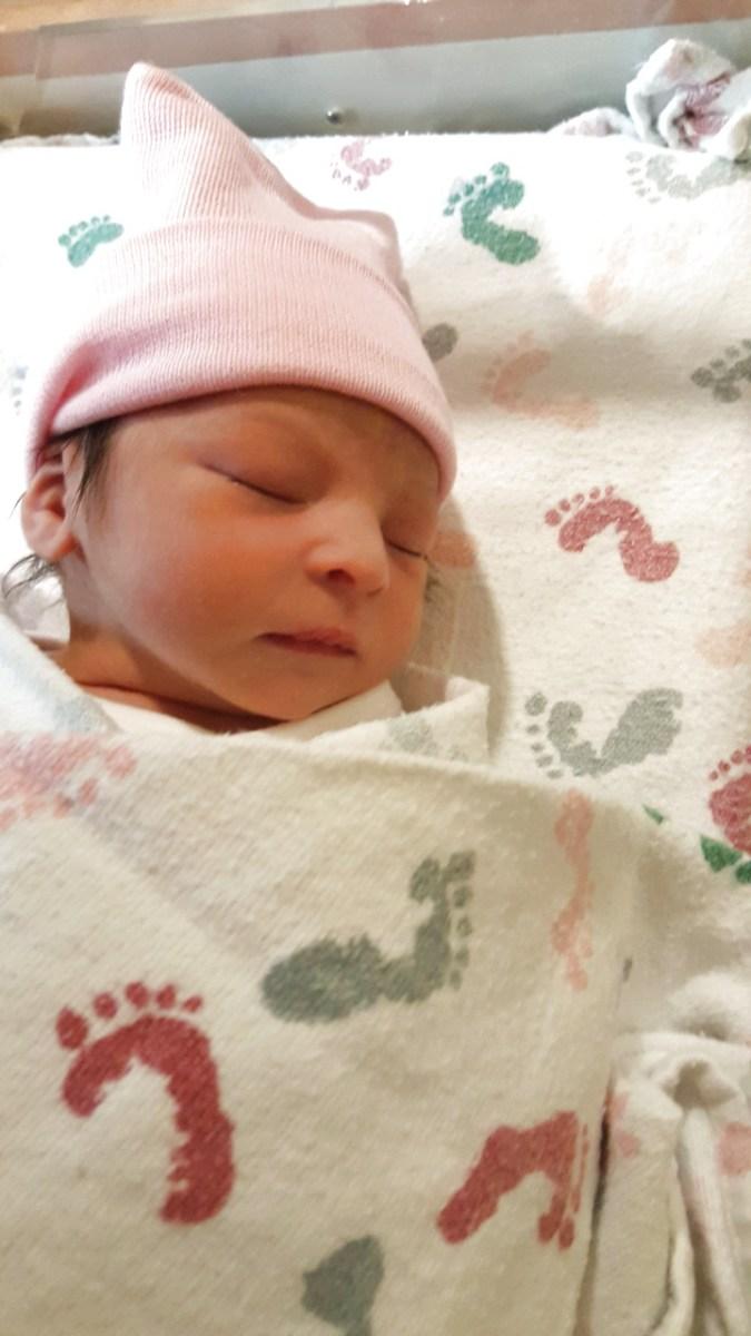 Camila's Birth Story