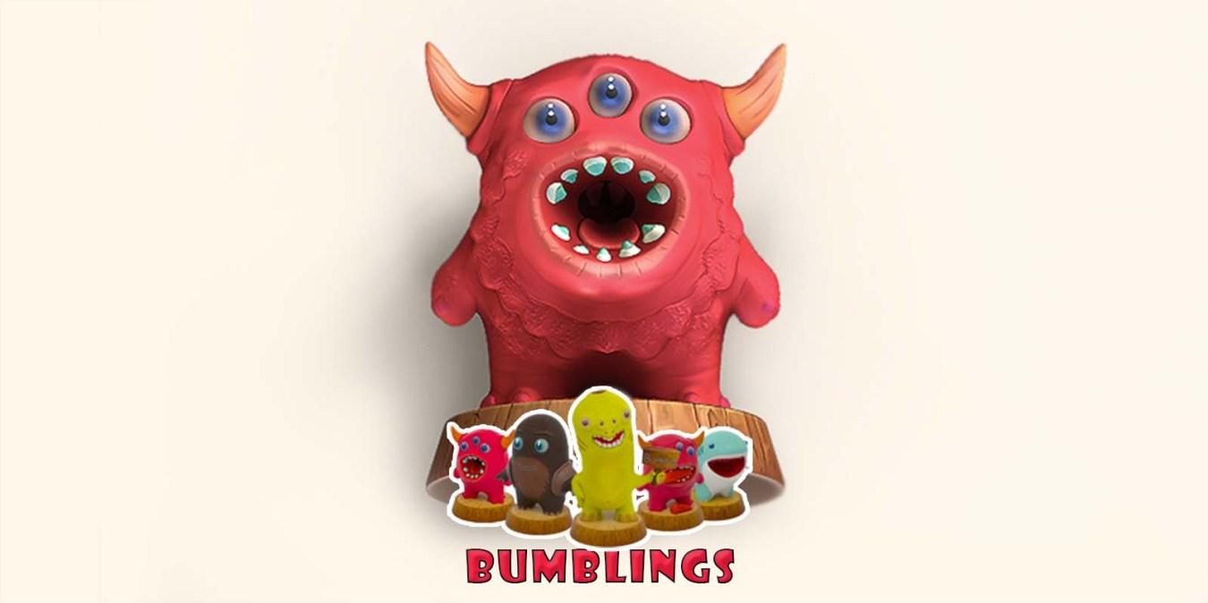 bumblings BMK
