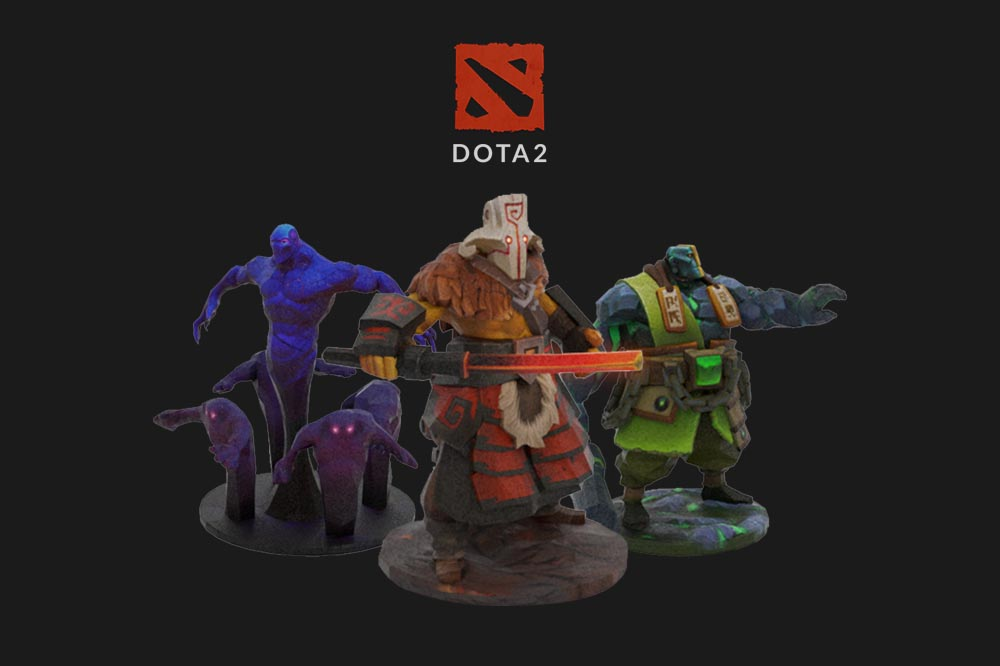 DOTA2 COLLECTIBLES