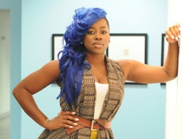 BobbyPen's 5 Minutes with Stylist Olori Swank
