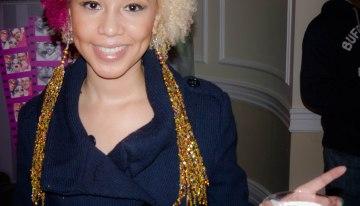 Celebrity blogger The Jasmine Brand