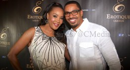 Vivica A. Fox and Laz Alonso show love to Erotique Liquor [PHOTOS]