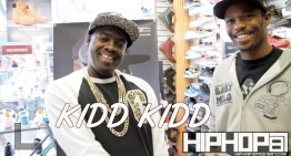 Kidd Kidd Talks About His New Single Featuring Lil Wayne, & much more with HHS1987 [Video]