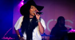 Melanie Fiona featuring Bridget Kelly LIVE at DC's Rock & Roll Hotel [VIDEO]
