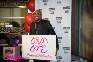 Raheem DeVaughn Launches LoveLife Foundation for TheBobbyPen.com