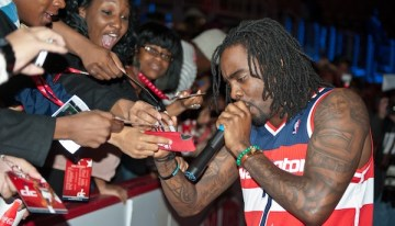 Wale Named Creative Liaison to Washington Wizards; Watch Intro Video [VIDEO]
