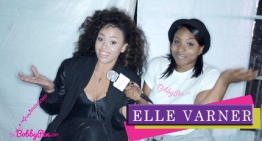"Elle Varner talks Heartbreak in Don't Wanna Dance, ""Kanye is one of my all time Favorites"" & F**k It All"