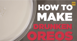 How to Make Drunken Oreos [VIDEO]