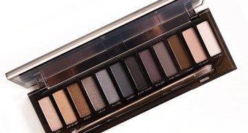 NEW! Naked Smoky Palette