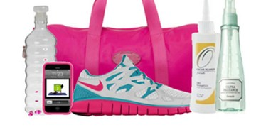 Get Fit with These Gym Bag Necessities