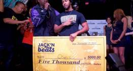 Jadakiss for Jack'n for Beats Crowns $5k Winner at DC Finale [PHOTOS]