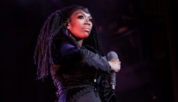 Brandy Performs Timeline of Hits at the Fillmore Silver Spring [PHOTOS]