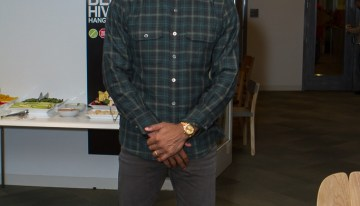"Cleveland Cavaliers NBA Champion, Dahntay Jones, at Google's ""A Seat at the Table: Inclusion and Innovation in Technology & Society""Photo by Bernard Smalls"